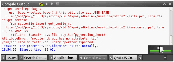 Setting-up QtCreator to cross compile for iMX6 series - ESS-WIKI
