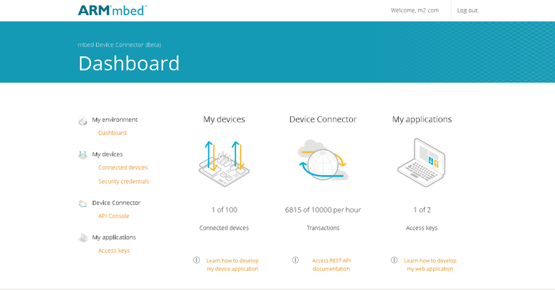 Mbed connector dashboard.png